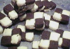 [black-and-white cookies]