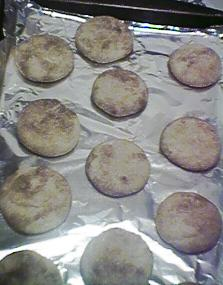 [snickerdoodle cookies]