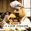 [I love to cook!]